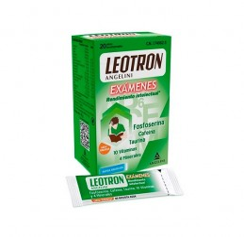 LEOTRON EXAMENES  20 SOBRES...