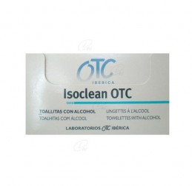 ISOCLEAN OTC TOALLITAS...