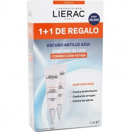LIERAC DIOPTIFATIGUE 1+1