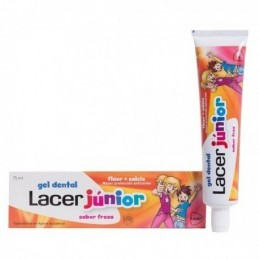 LACER JUNIOR GEL DENTAL  75...