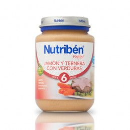 NUTRIBEN JAMON TERNERA...