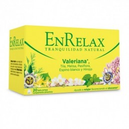 ENRELAX INFUSION  1.5 G 20...